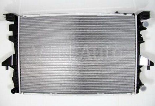 радиатор охлаждения двигателя фольксваген транспортер